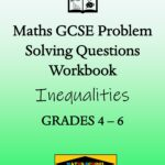 Inequalities Practice Exam Questions Workbook