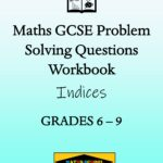 Indices Practice Exam Questions Workbook