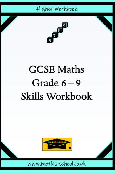 GCSE Grade 6-9 Skills Workbook